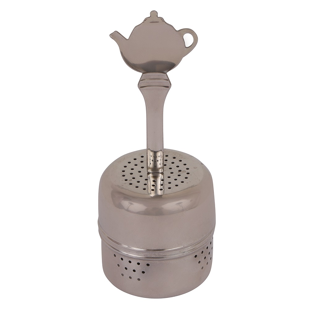 TEA INFUSER - STEEL WITH KETTLE HANDLE - NFSIK